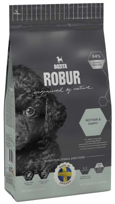 ROBUR MOTHER & PUPPY  1.25KG
