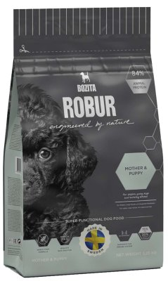 ROBUR MOTHER & PUPPY  3.25KG