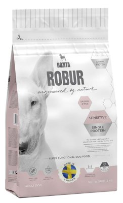 ROBUR SENSITIVE SINGLE PROTEIN SALMON 3K