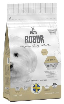 ROBUR SENSITIVE GRAIN FREE CHICKEN 3.2KG