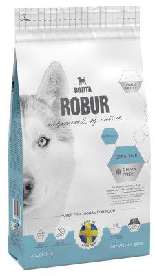 ROBUR SENSITIVE GRAIN FREE REINDEER 950 GR