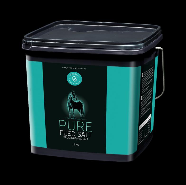 Equisalt Pure, hink 6 kg 6 kg