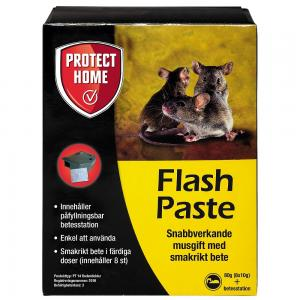 Flash Pasta Musgift 8 x 10 gr. 80 gr