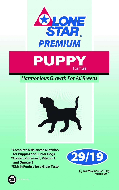 Lone Star Puppy 15kg (Beställningsvara)