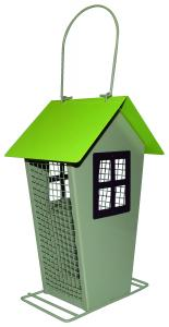 Fågelmatare hus för Nötter ca 1 kg 1 st
