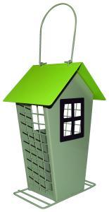 Fågelmatare hus för talgbollar ca 1 kg 1 st