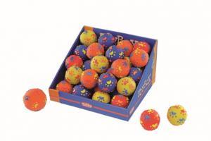 Hundleksak Latex - Tassboll - 6.5cm - D-36
