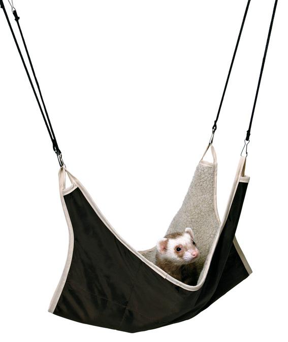 Illerhammock nylon hängande 45x45 cm
