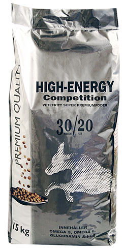 High-Energy Competition 30/20 15kg 15 kg