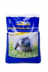 Kanin- och Marsvinfoder 15 kg