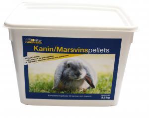 Kanin- och Marsvinfoder 3,5 kg 3,5 kg