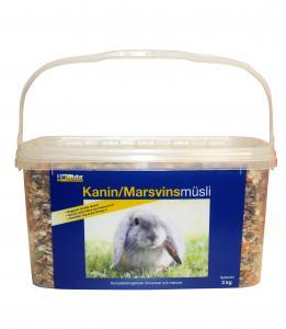 Kaninmüsli hink 3 kg 3 kg