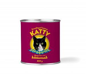 Katty Kött Burk 800 gr