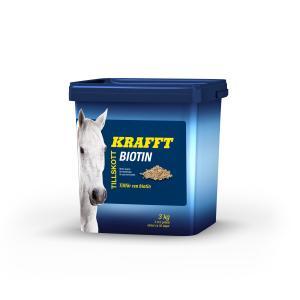 KRAFFT BIOTIN 3 kg hink  3 kg