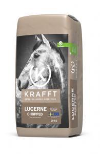 KRAFFT Lucerne chopped 20 kg  20 kg