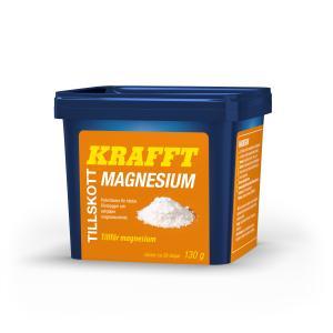 KRAFFT Magnesium 130 gr burk 130 gr