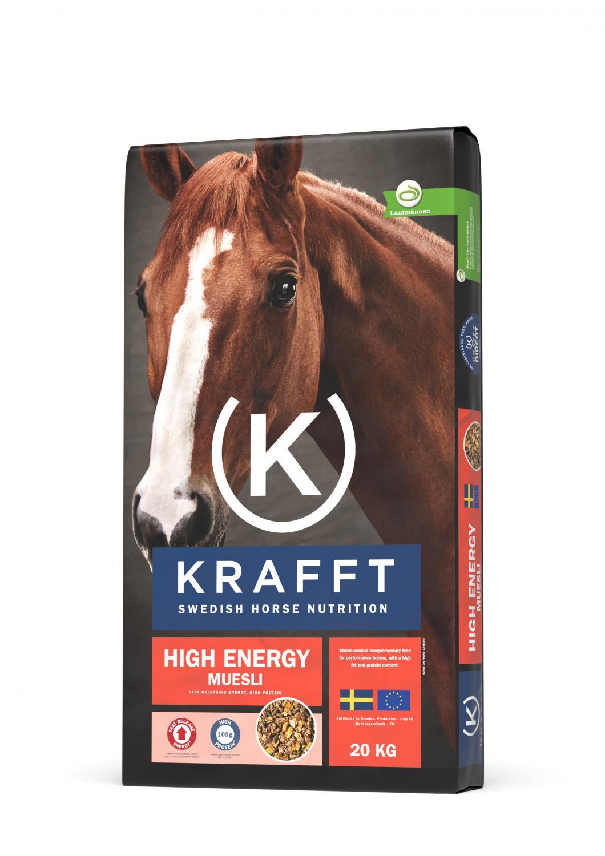KRAFFT Müsli High Energy 20 kg 20 kg