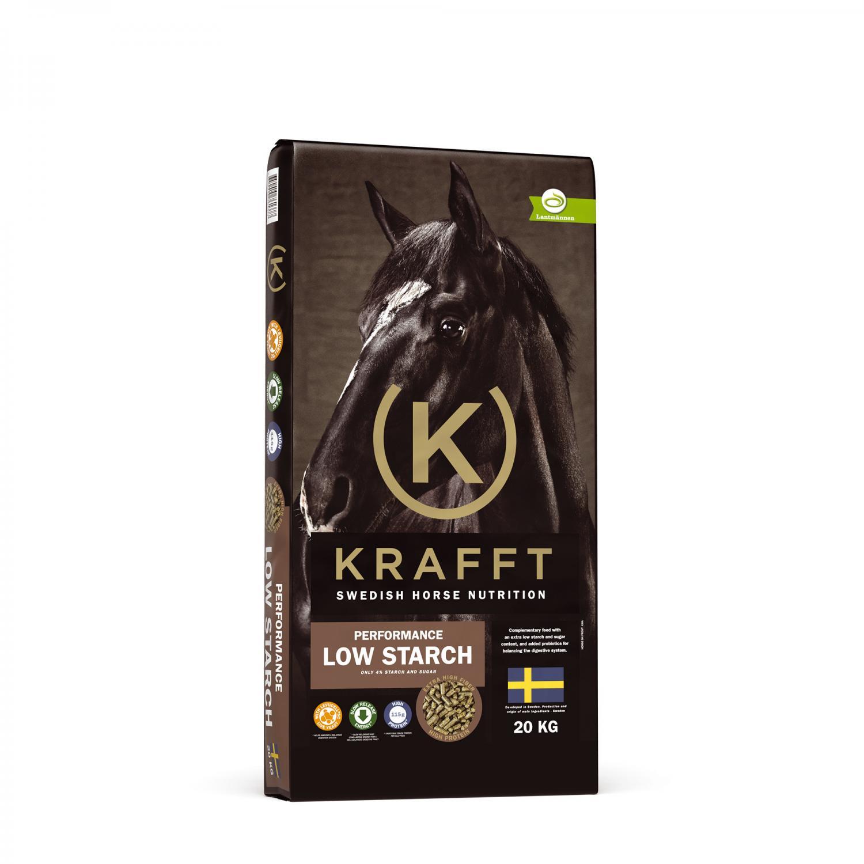 KRAFFT Performance Low Starch Muesli 20 kg