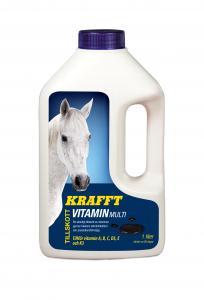 KRAFFT Vitamin Multi 1 Liter Flytande 1 li