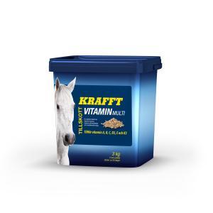 KRAFFT Vitamin Multi Pellets 3 kg
