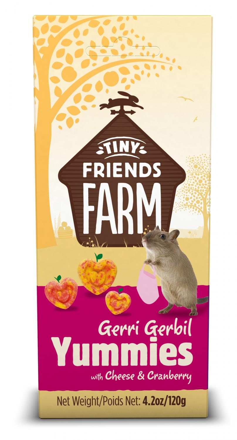 TFF Gerbil Yippees cheese & Cranberry 120g