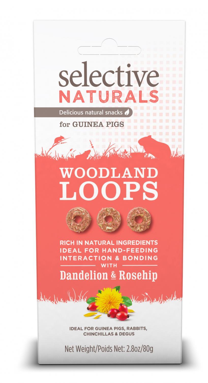 Sup Selective Woodland 80 g