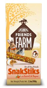 TFF SnackSticks with Carrot & Thyme 100g