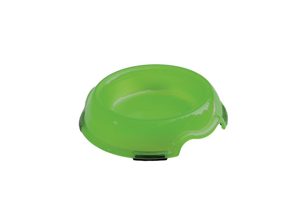 Skål Plast - Transparent -  175ml - Ljusgrön