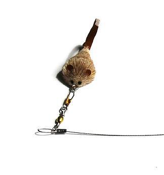 Kattleksak Cat Catcher Refill Mouse Go Cat