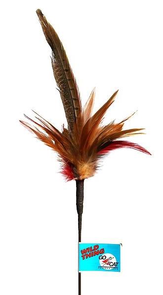 Kattleksak Long Wild Thing Go Cat 100cm
