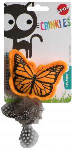 Kattleksak Papillon i tyg Spot