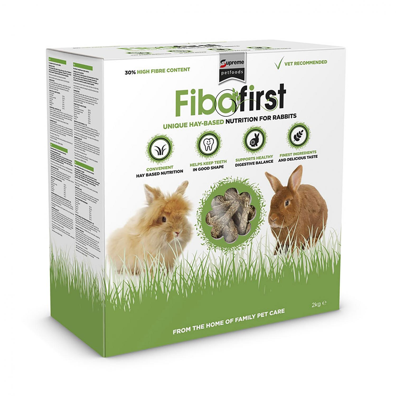 Sup FibaFirst Rabbit 2 kg