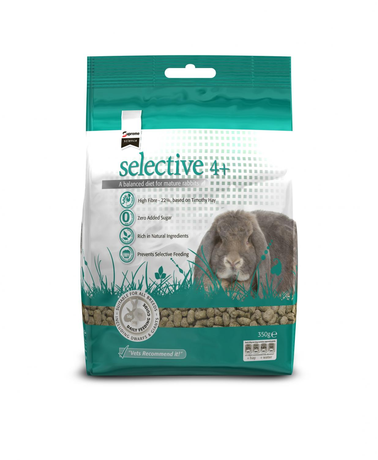 Sup SelectiveM. Rabbit 350g