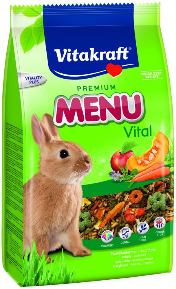Menü Vital 3kg, Kanin
