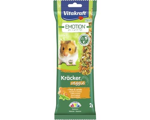 Emotion Kräcker Veggie, Hamster 2-p
