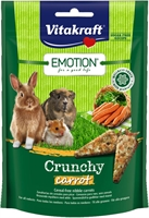 Emotion Crunchy Morot 100g