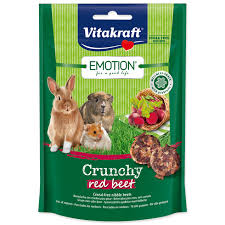 Emotion Crunchy Rödbeta 100g