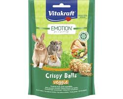 Emotion CrispyBalls Veggie 80 g