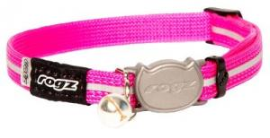 ROGZ ALLEYCAT HALSBAND S ROSA 11MM 20-31