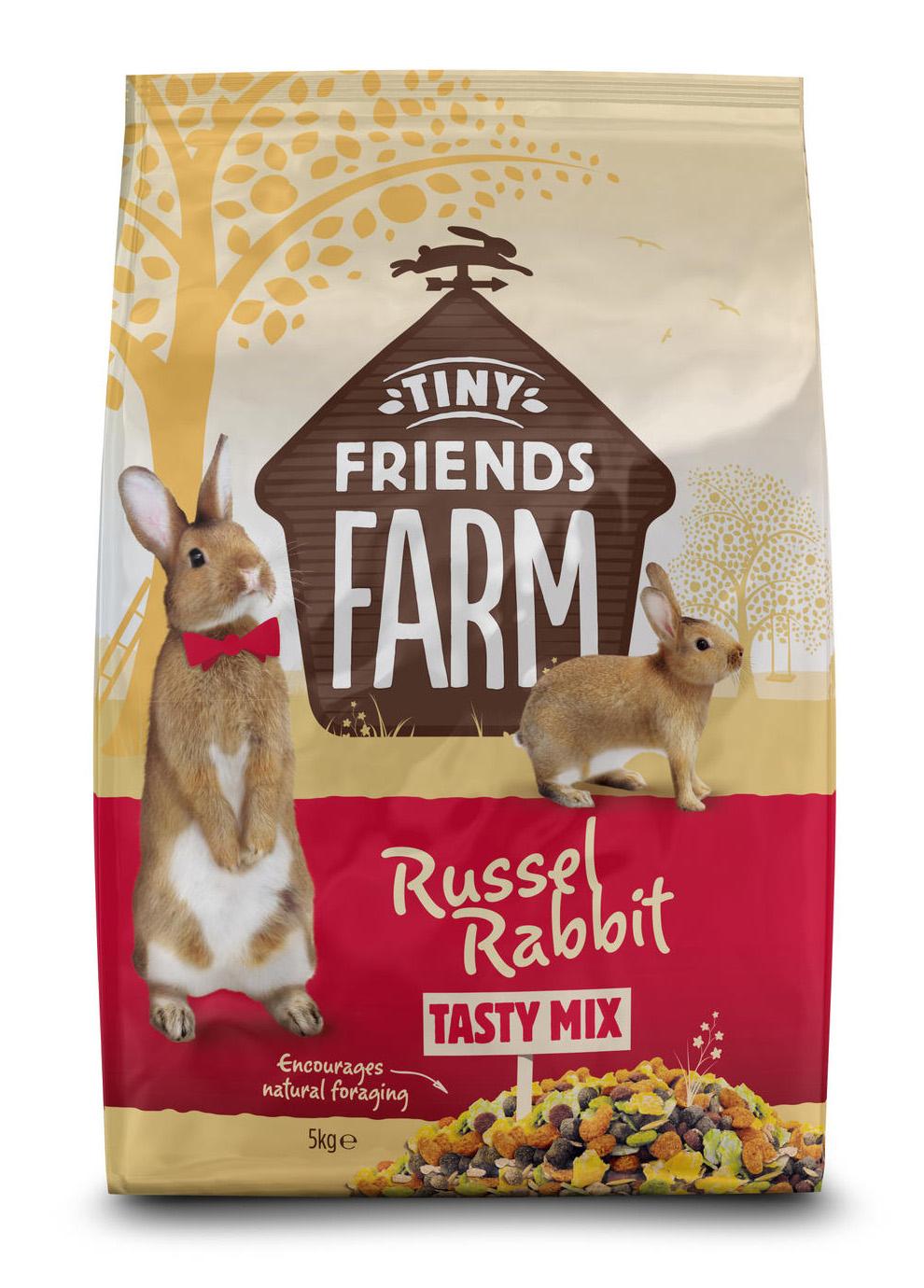 TFF Russel Rabbit  5kg