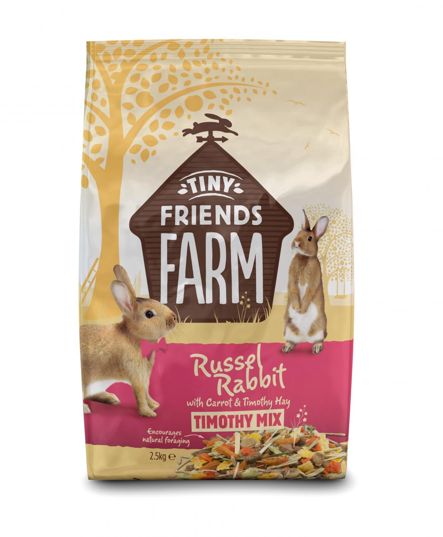 TFF Rabbit Timothy Mix 2,5kg