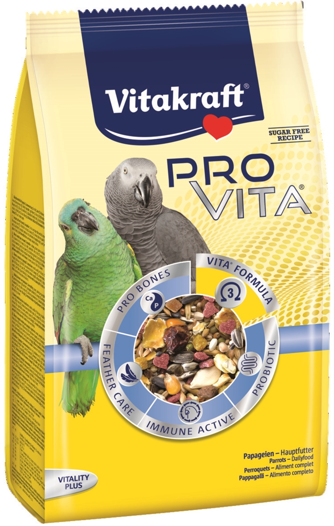 Pro Vita Papegoja, 750 g