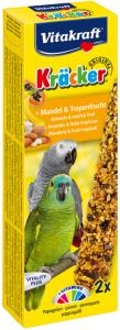 Kräcker Mandel & tropiska frukter, Papeg