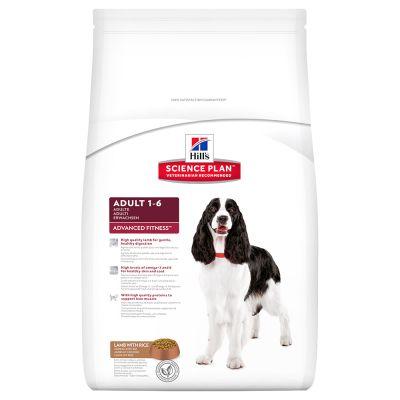 SP Canine Adult Medium Lamb&Rice 3kg