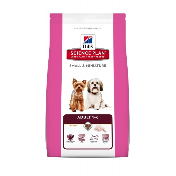 SP Canine Adult Small&Mini Chicken 1.5kg