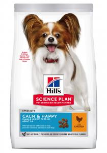SP Canine Adult  Small&Mini Calm&Happy Chicken 1.5kg