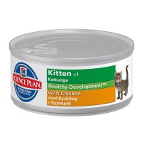 SP Kitten Chicken 85g burk