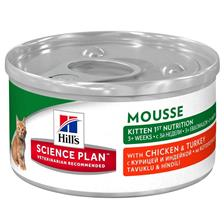 SP Kitten Mousse 85g burk