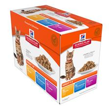 SP Feline Adult Favourite Selection 12x85g