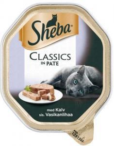 SHEBA CLASSIC KALV 85GR
